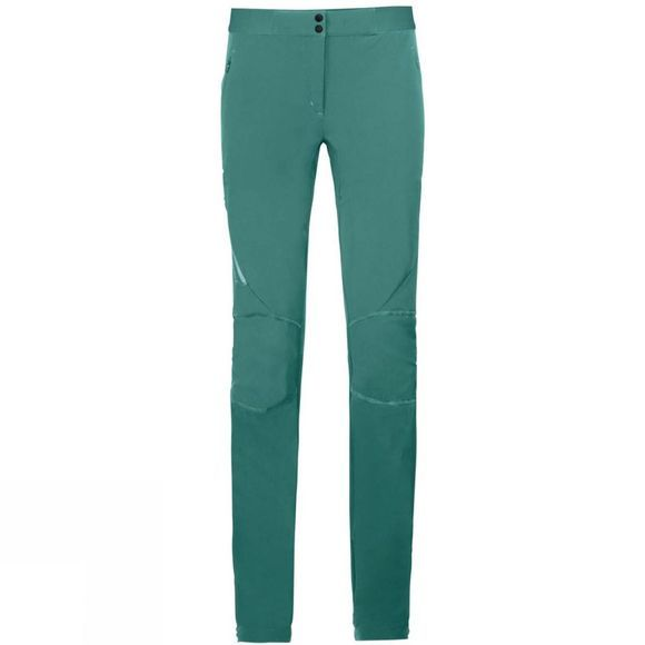 Vaude Womens Scopi II Pants Nickel Green