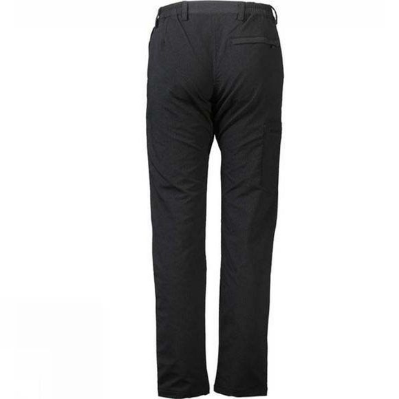 Ayacucho Womens Winter Denim Trousers Black Denim