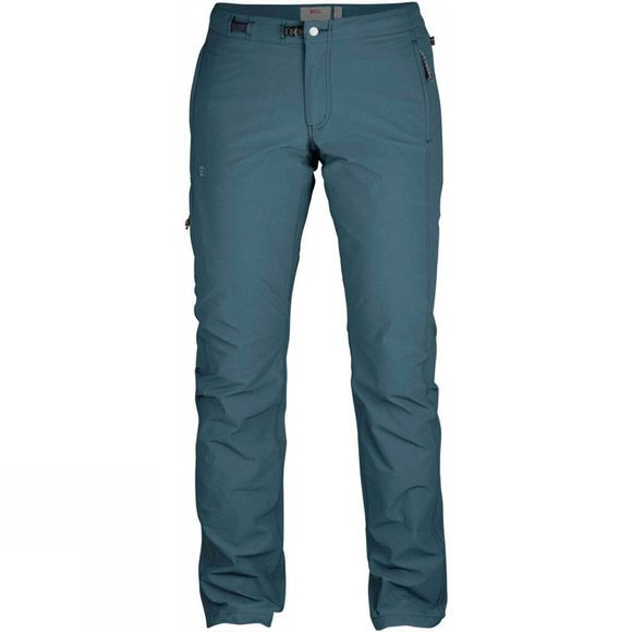 Fjallraven Womens High Coast Trail Trousers Dusk