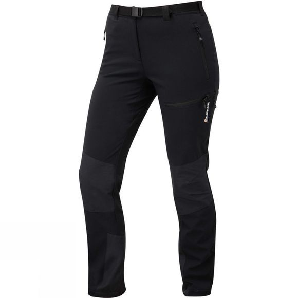 Montane Womens Terra Mission Pants Black