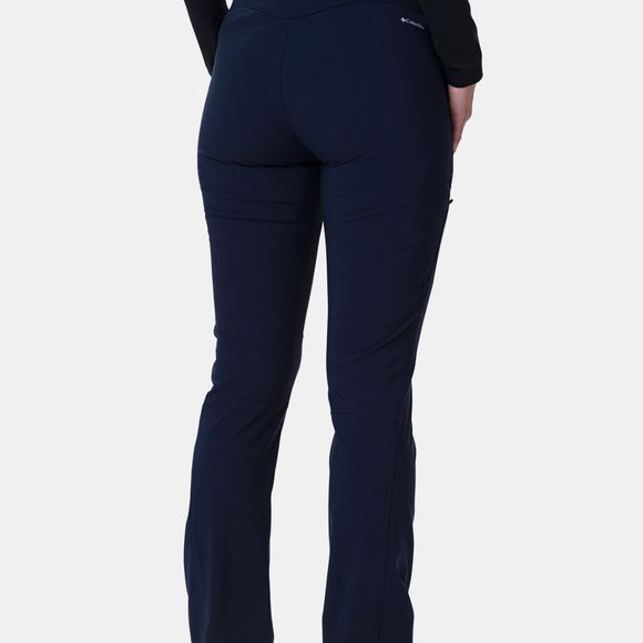 Columbia Womens Adventure Hiking Pant Dark Nocturnal