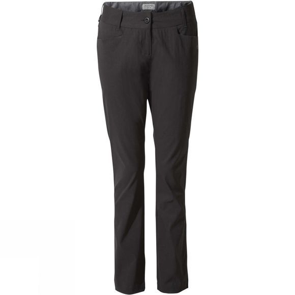 Craghoppers Womens Nosilife Clara II Trousers Charcoal