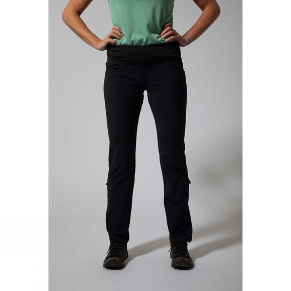 Montane Womens Cygnus Pants Black