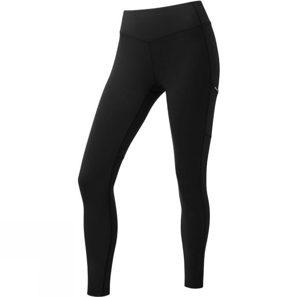 Montane Womens Ineo Lite Pants Black