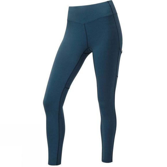 Montane Womens Ineo Lite Pants Narwhal Blue