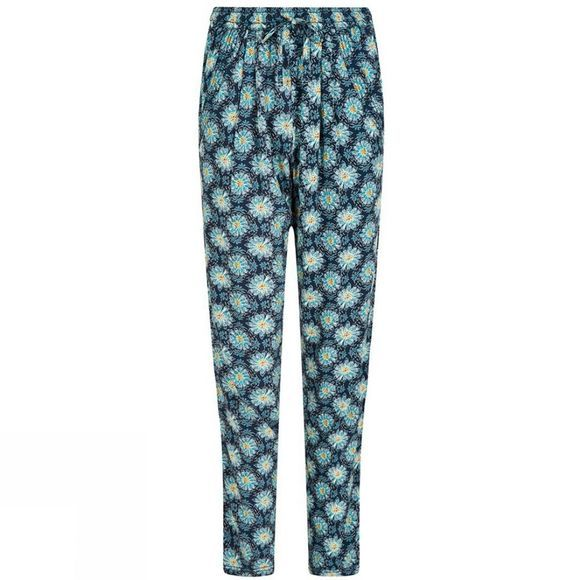 Weird Fish Womens Tinto Harem Pants  Dark Navy