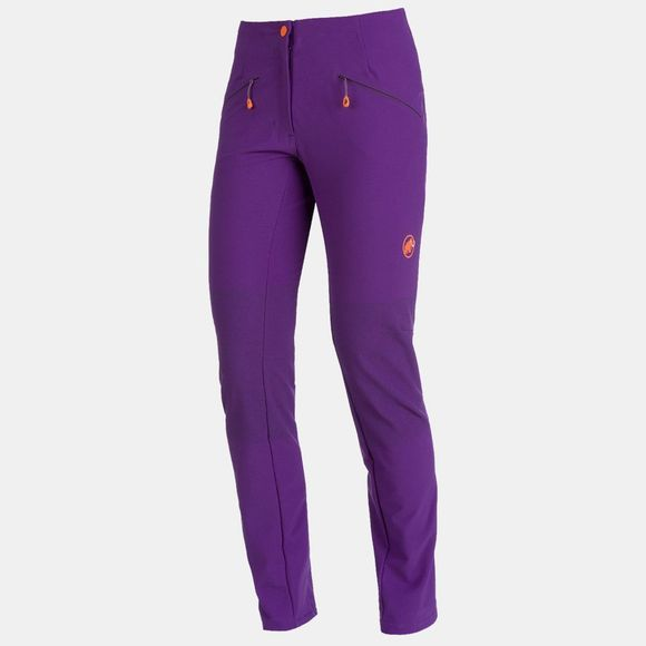Mammut Womens Eisfeld Light Pants  Dawn