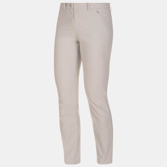 Mammut Womens Hiking Pants Linen