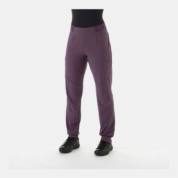 Mammut Womens Crashiano Pants Galaxy