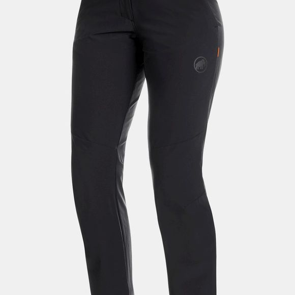 Mammut Womens Runbold Pants Black