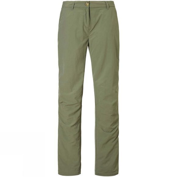 Craghoppers Womens NosiLife III Trousers Soft Moss
