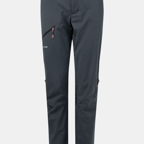 Berghaus Womens Taboche Softshell Pant Carbon / Blue Graphite