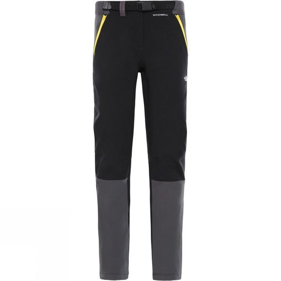 The North Face Womens Diablo II Trousers Tnf Black/Weathered Black