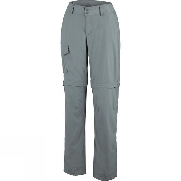 Columbia Womens Silver Ridge Convertible Pants Sedona Sage