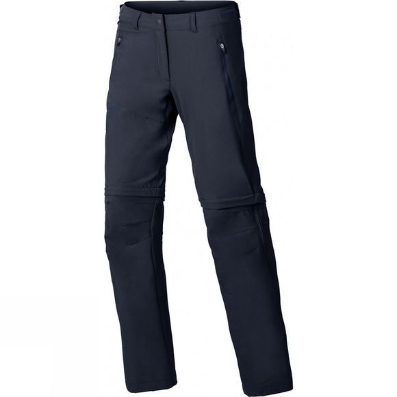 Womens Farley Stretch Zip Off T-Zip Pants