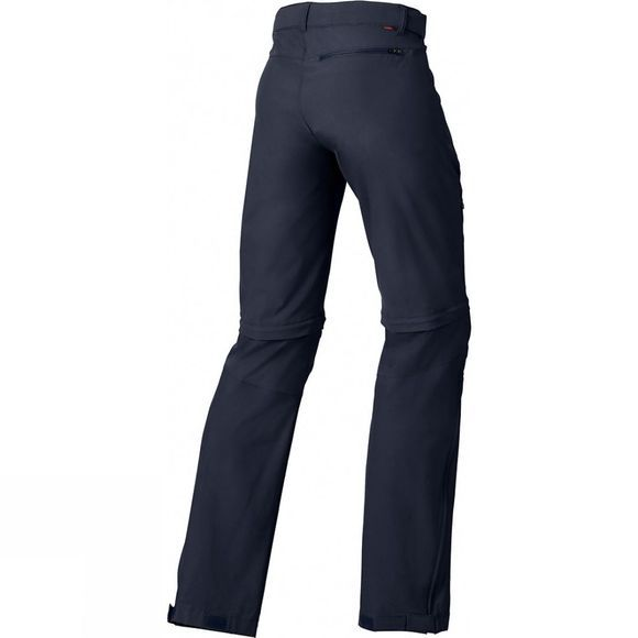 Vaude Womens Farley Stretch ZO T-Zip Pants Eclipse