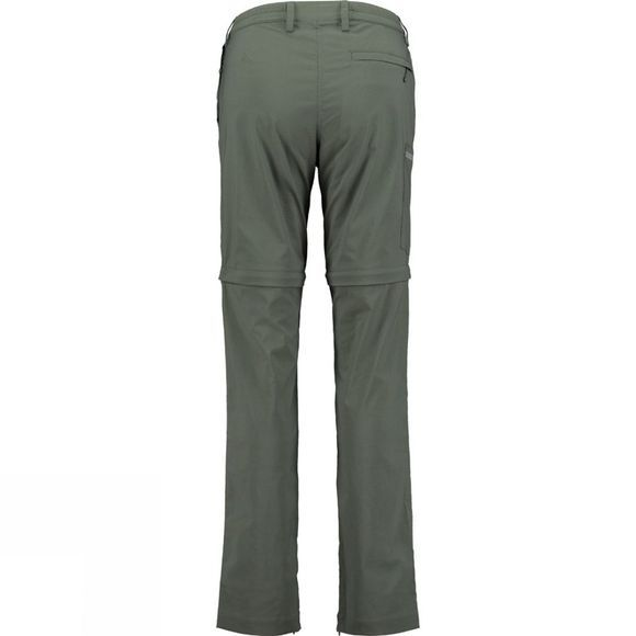 Womens Equator Stretch Anti-Mosquito Zip-Off Trousers