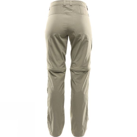Haglofs Womens Zip Off Pants Lichen