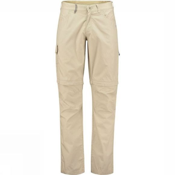 Ayacucho Womens Camps Bay Zip Off Trouser Sand
