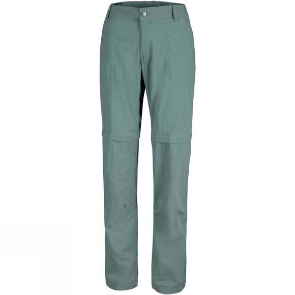 Columbia Womens Silver Ridge 2.0 Convertible Pant Pond
