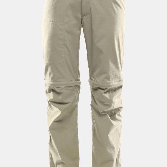 Haglofs Womens Zip Off Pant Lichen