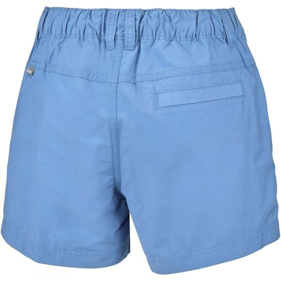 Columbia Womens Arch Cape III Shorts Blue Dusk