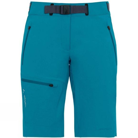 Vaude Womens Badile Shorts Alpine Lake