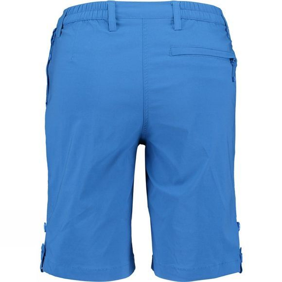 Ayacucho Womens Equator Stretch Anti Mosquito Shorts Victoria Blue