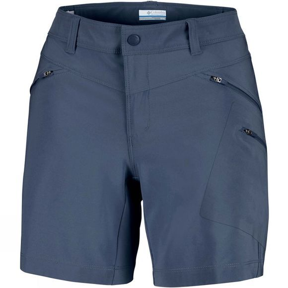 Columbia Womens Peak to Point Shorts India Ink