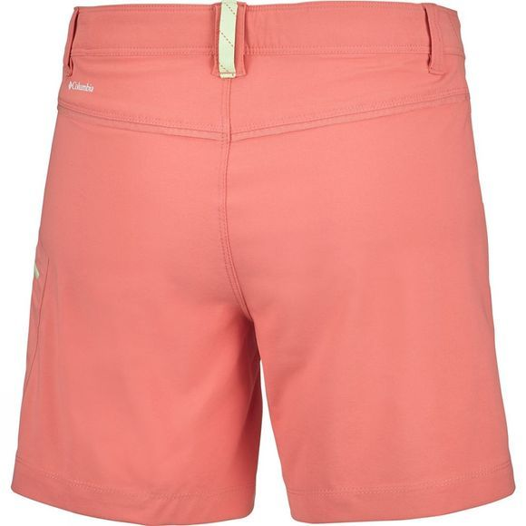 Columbia Womens Peak to Point Shorts Lychee