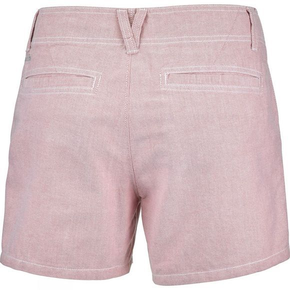 Columbia Womens Outside Summit Shorts Coral