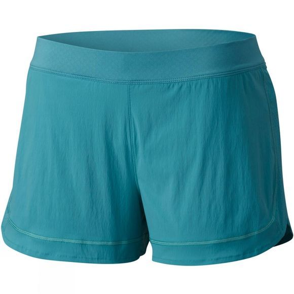 Columbia Womens Titan Ultra Shorts Teal