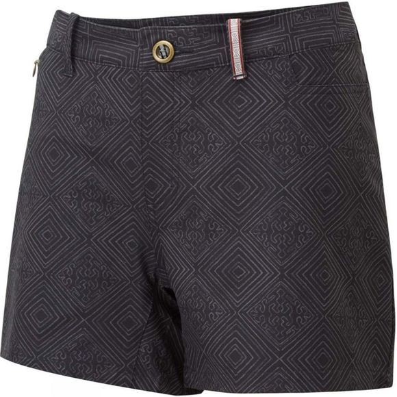 Sherpa Womens Jatra Shorts Black