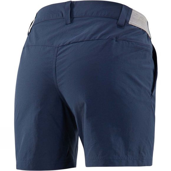 Haglofs Womens Amfibious Shorts Tarn Blue