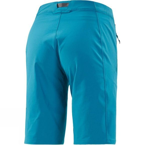Haglofs Womens Lizard Shorts Mosaic Blue