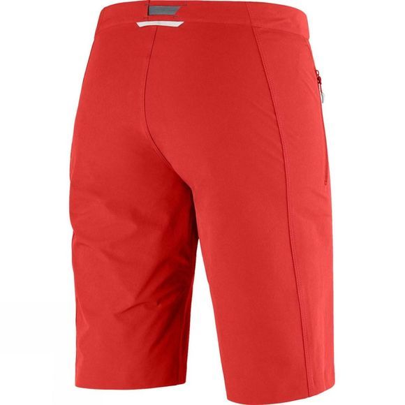 Haglofs Womens Lizard Shorts Pop Red