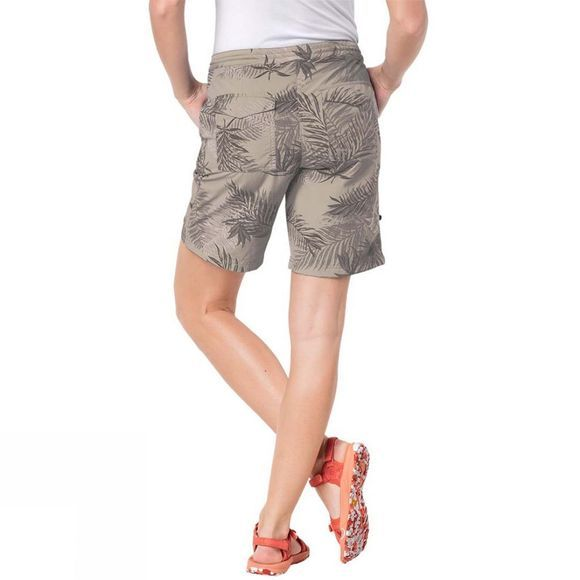 Womens Pomona Palm Shorts