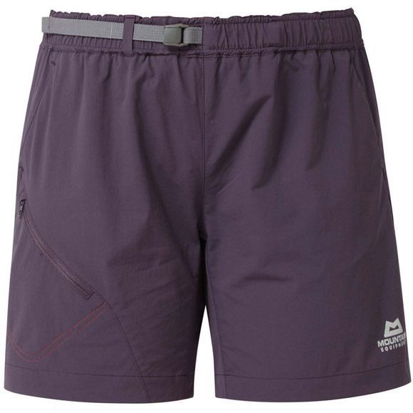 Mountain Equipment Womens Comici Trail Shorts Nightshade