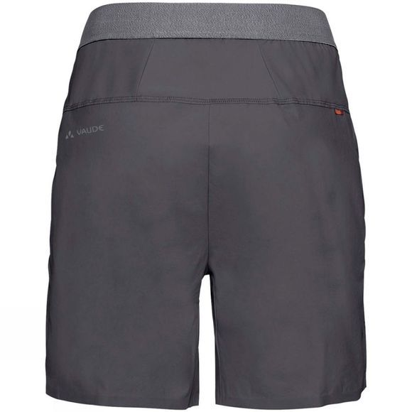 Vaude Womens Scopi LW II Shorts Iron