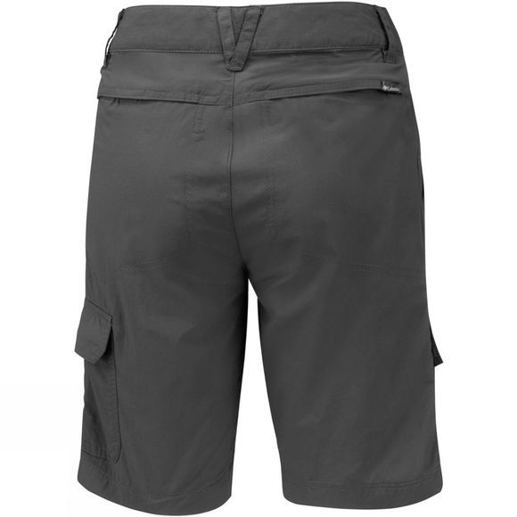 Columbia Womens Silver Ridge 2.0 Cargo Short Black