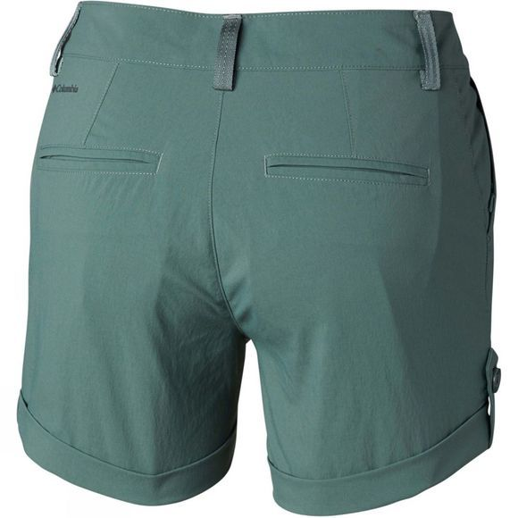 Columbia Womens Firwood Camp Short Pond