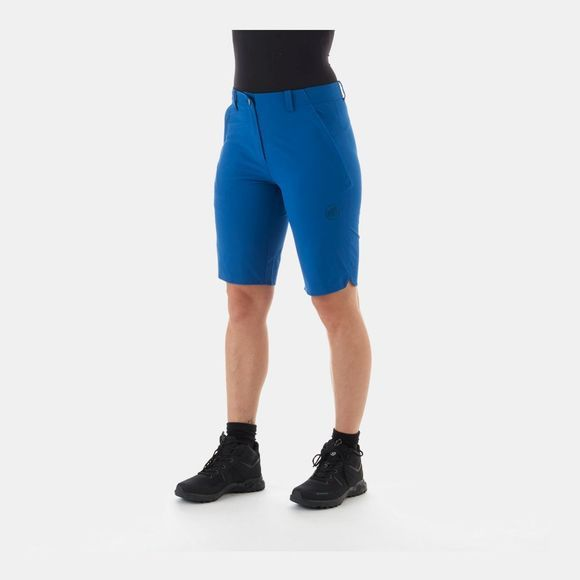 Mammut Womens Runbold Shorts Surf