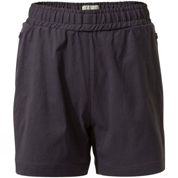 Craghoppers Womens Kiwi Pro Active Short Dark Navy