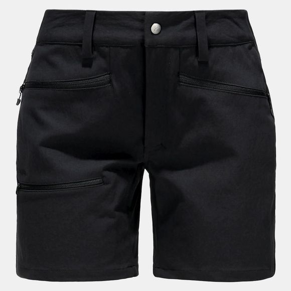 Haglofs Womens Rugged Flex Shorts True black solid