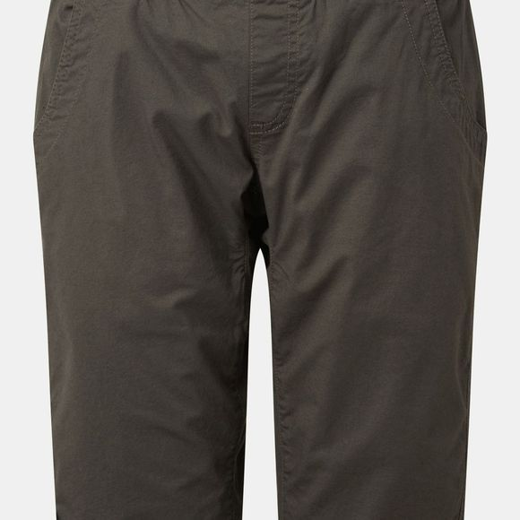 Rab Womens Crank Short Anthracite
