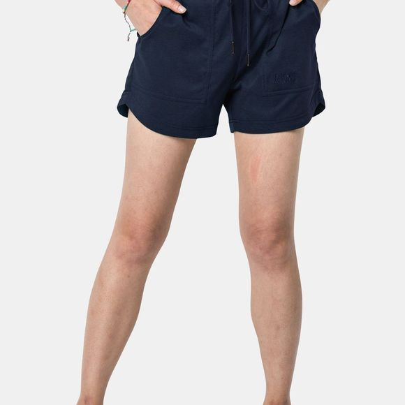 Jack Wolfskin Womens Senegal Shorts Midnight Blue
