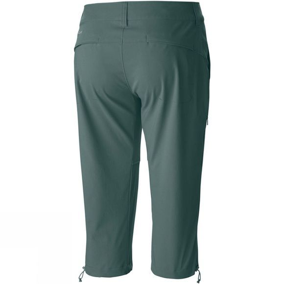 Columbia Womens Saturday Trail II Knee Pants Pond