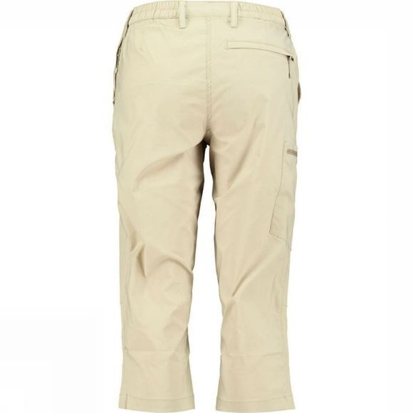Ayacucho Womens Equator Stretch Anti-Mosquito Capris Sand Dune