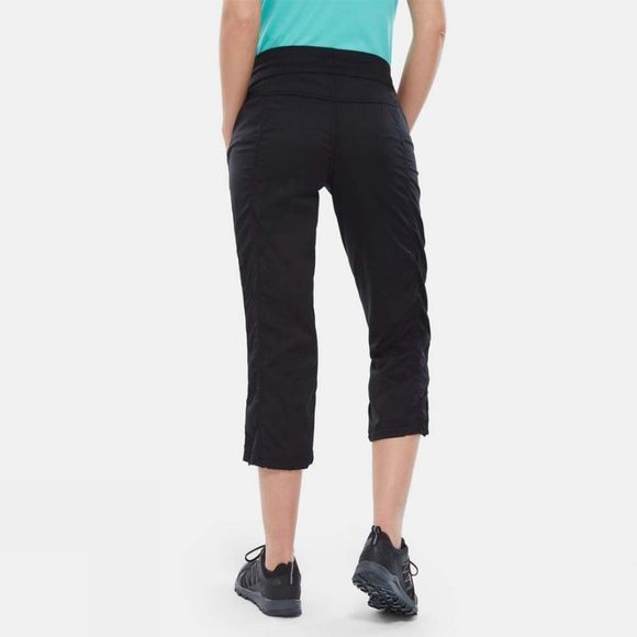 The North Face Womens Aphrodite 2.0 Capri TNF Black