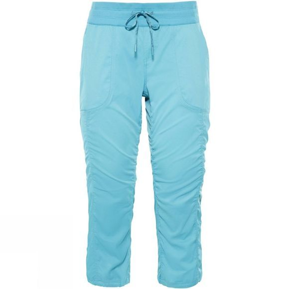 The North Face Womens Aphrodite 2.0 Capri Storm Blue